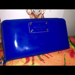 Kate Spade Continental Zip Wallet